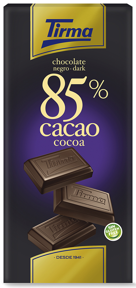 Chocolate 85% cacao 125g